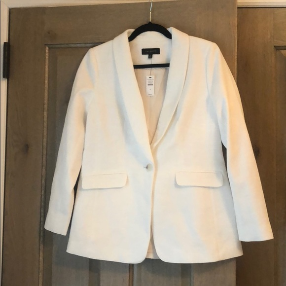 Talbots Jackets & Blazers - NWT White blazer!